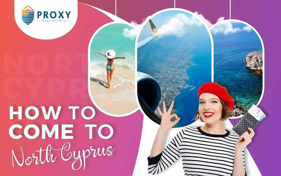 How to get to Northern Cyprus?