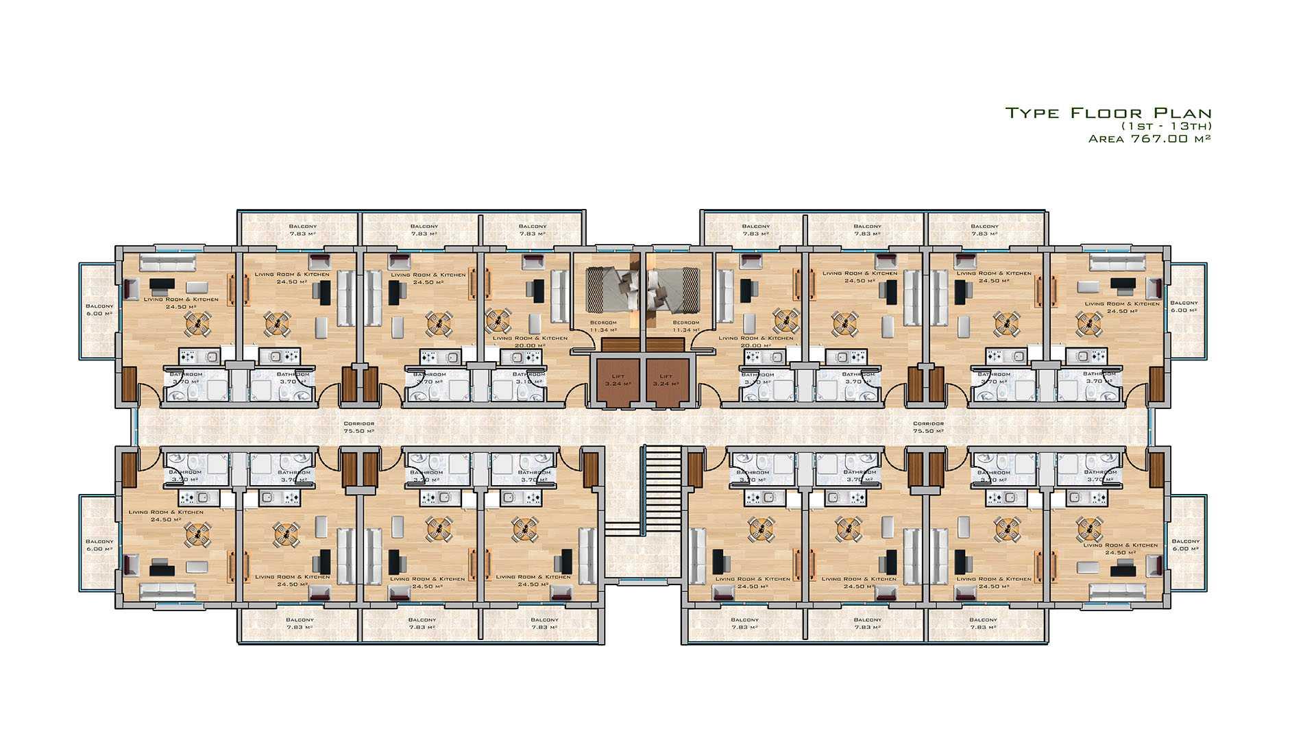 Type Floor