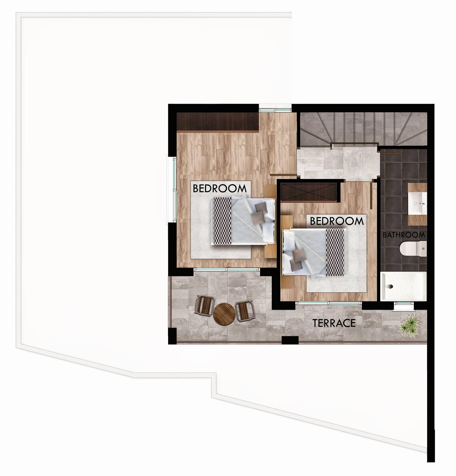 Apartment plan 2